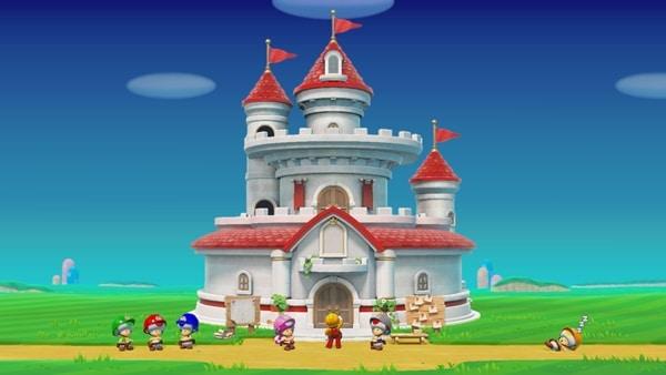 Super Mario Maker 2 Bild 3