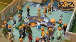 Two Point Hospital, Rechte bei Two Point Studio