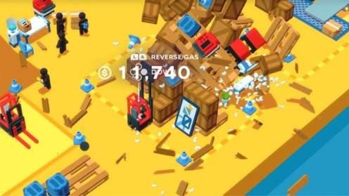 Good Job!, Rechte bei Nintendo