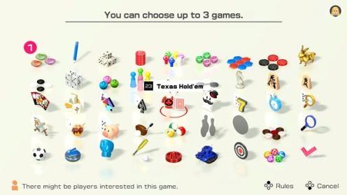 51 Worldwide Games, Rechte bei Nintendo