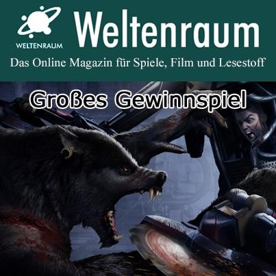 Werewolf: The Apocalypse - Earthblood Gewinnspiel