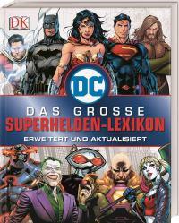 DC Comics Das große Superhelden-Lexikon - Cover, Rechte beim DK Verlag