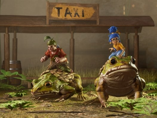 It Takes Two, Rechte bei Electronic Arts