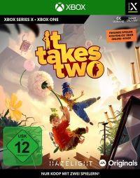 It Takes Two - Cover, Rechte bei Electronic Arts
