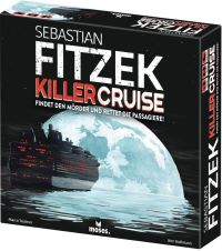 Sebastian Fitzek Killercruise - Cover, Rechte beim moses. Verlag