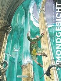 Mondgesicht - Cover, Rechte bei Schreiber&Leser