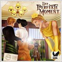 Der perfekte Moment - Cover, Rechte bei Corax Games