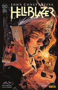 John Constantine – Hellblazer 1 - Cover, Rechte bei Panini Comics