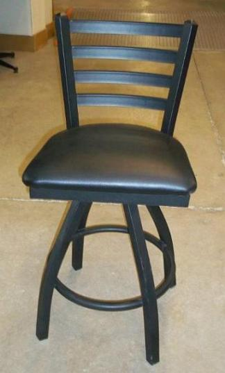 Ladder Back Counter Height Stools - New