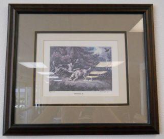 Art Print 31 - Spaniels - Used