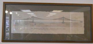 Art Print 37 - Brooklyn Bridge - Used