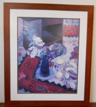 Art Print 7 - Fruits & Flowers - Used