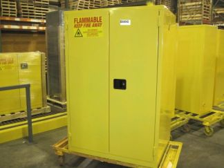 90 GAL Flammable Cabinet JAMCO #BM90 - NEW