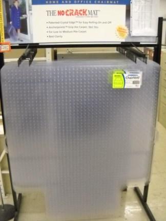 E.S. Robins Chairmats - New