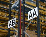 WELCOME - Custom Made Warehouse Signage