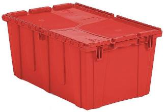 "FP-243 Red or Blue 27""x17""x12"" Fliplid Tote - New Surplus"