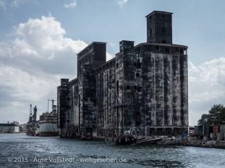 NYC - Brooklyn am Wasser