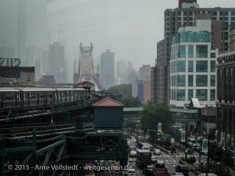 NYC - im Nebel