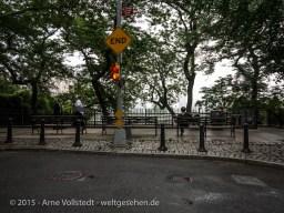 NYC - Sackgasse aus dem Film