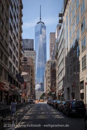 NYC - One World Trade Center