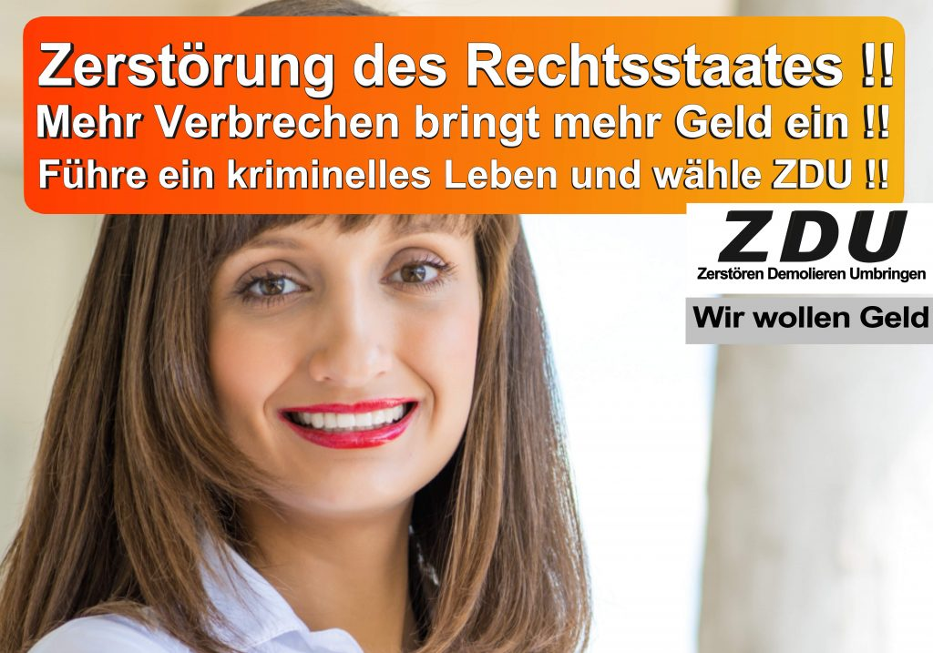 Bundestagswahl 2017 CDU SPD AfD Wahlplakat Angela Merkel CDU CSU (3)