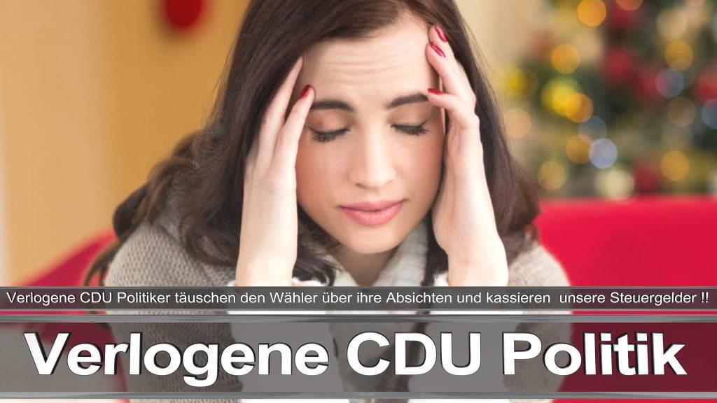 Bundestagswahl 2017 Wahlplakat Bundestagswahl, 2017, Umfrage, Stimmzettel, Angela Merkel CDU CSU SPD AFD NPD (16)