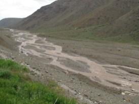 Erosion ist ein ganz großes Thema !