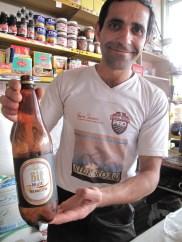 ... mit alkoholfreiem Bier