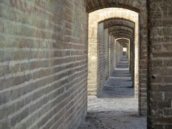Bogenbrücke in Isfahan