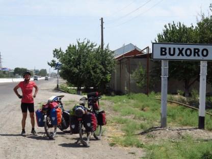 Endlich in Buchara!