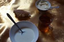 Nationalgericht Milchreis zum Frühstück