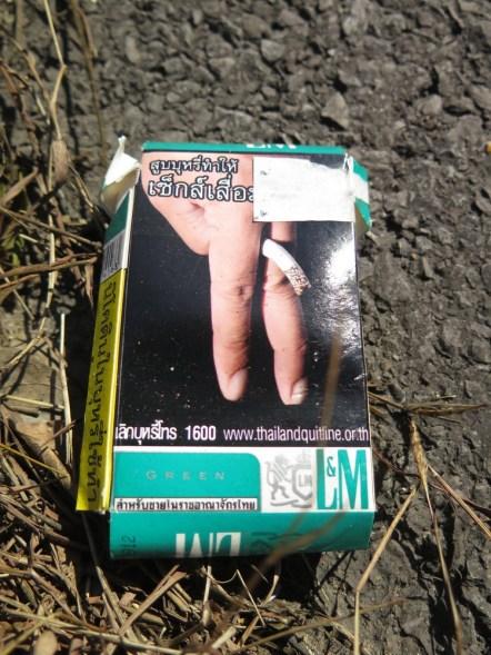 Soll wohl heißen: Rauchen macht impotent?