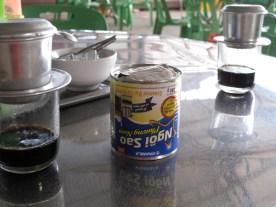 vietnamesischer Kaffee!