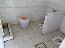 Sanitäranlagen dieser Welt ...