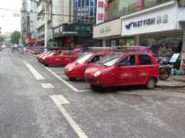 Dreirad-Taxis