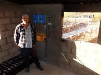 Der Generator hat ausgedient: neue Solaranlage