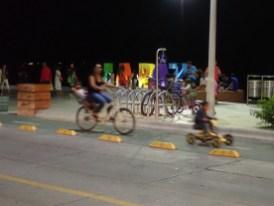Bike-Lane in La Paz