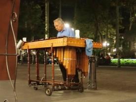 Marimbaspieler