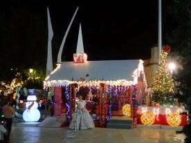 Weihnachtsmarkt in Campeche