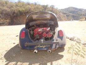 2-L-Motor vom T2, Doppelvergaser