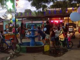 öffentlicher Kindergeburtstag