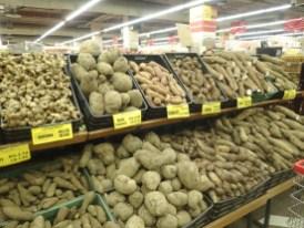 In der Erde wachsen nur Kartoffeln?????