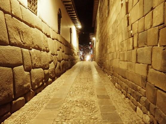 Inka-Mauern