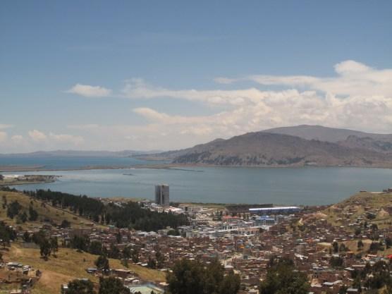 Titicacasee und Puno