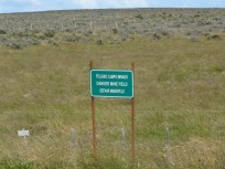 Vorsicht, Landminen!