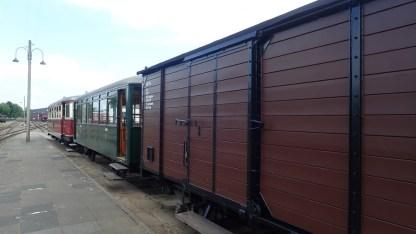 historische Züge gibt es überall