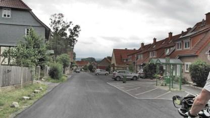 """Wie eine Verkehrsinsel - unser """"Landkommunen-Haus"""""""