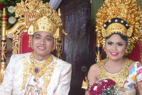 Bali-Hochzeit-Paar