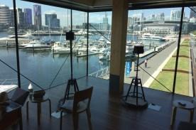 Australien-LibraryDock-Aussicht