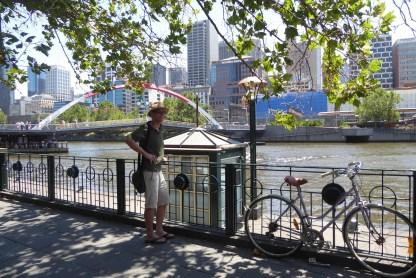Australien-Melbourne-Southbank-Wolfgang
